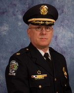 Photo of Deputy Chief Don McDaniel