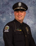 Photo of Officer Chris Caton