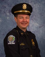 Photo of Sgt. Mike Peters