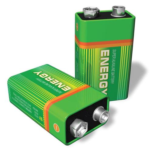 9V Battery Safety