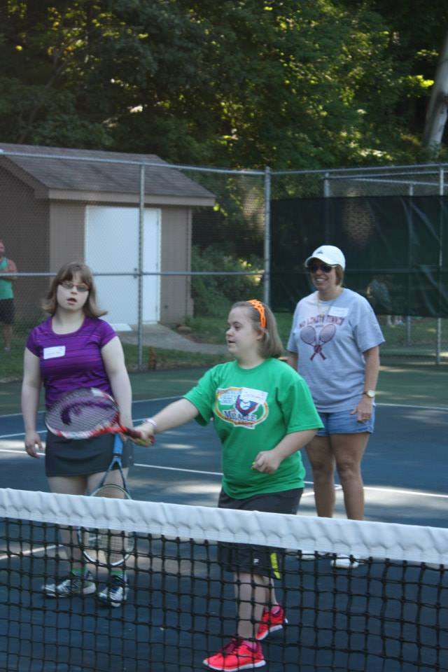 2015 NLA Tennis Camp