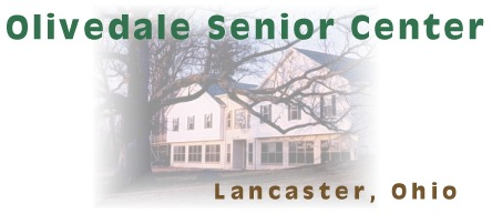 Olivedale Senior Center Logo