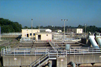 Water Pollution Plant