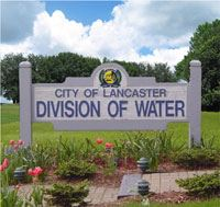 Division of water sign