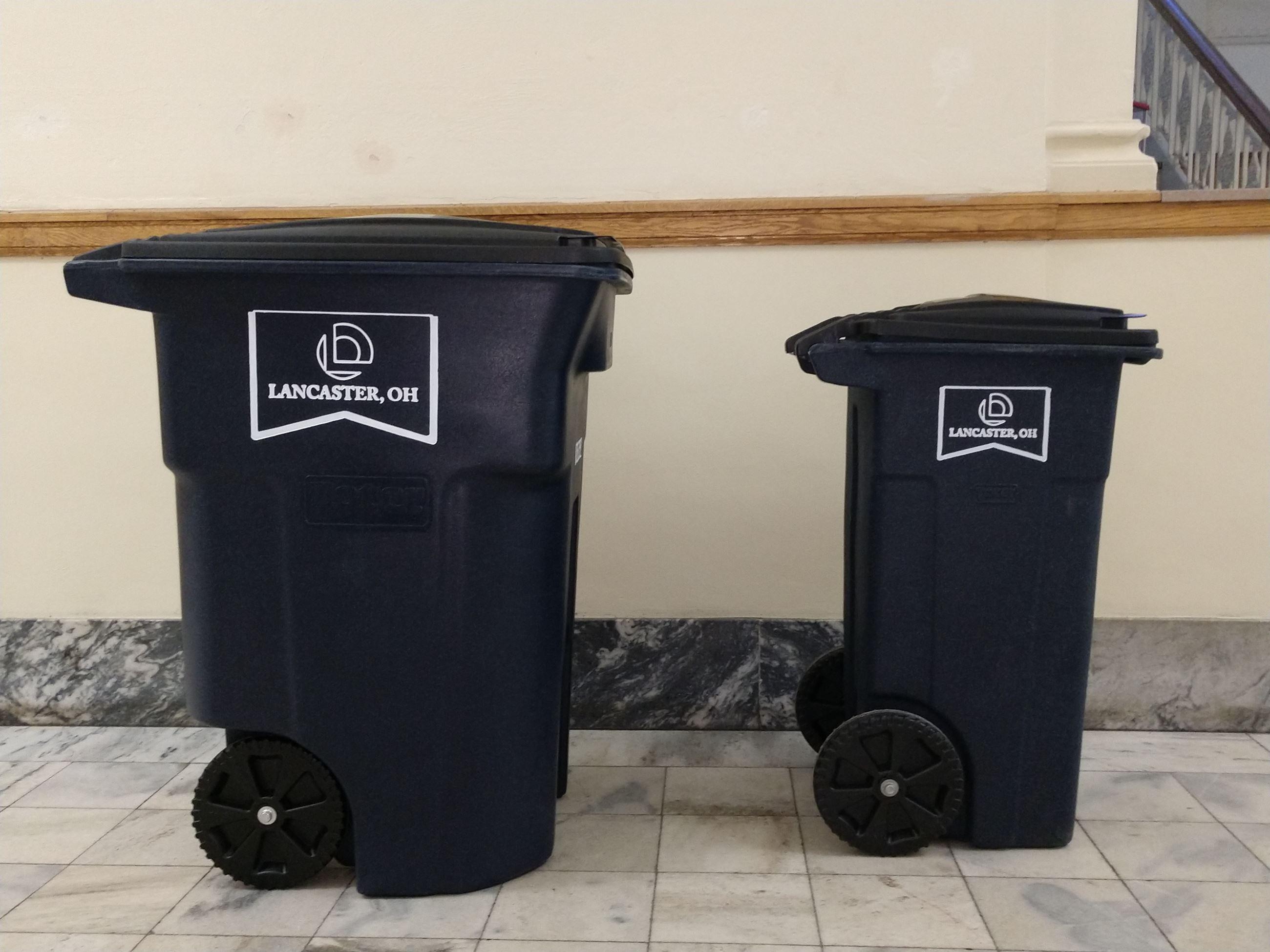 Photo of Trash Carts