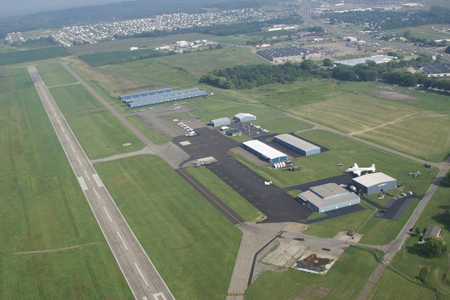 Fairfield County Airport