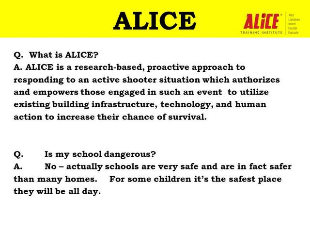 Photo of AliCE Description